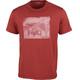 High Colorado Garda T-Shirt Herren rostrot